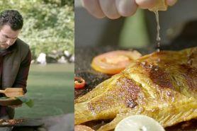 Aksi 5 chef masak berlatar indahnya alam Indonesia, cek resepnya yuk!