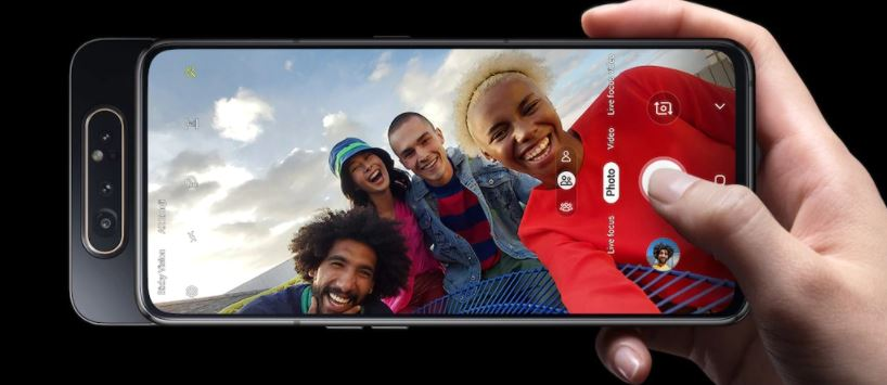 Harga Samsung A80 © samsung.com
