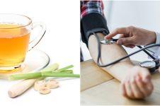 10 Manfaat mengonsumsi teh serai bagi kesehatan, turunkan darah tinggi