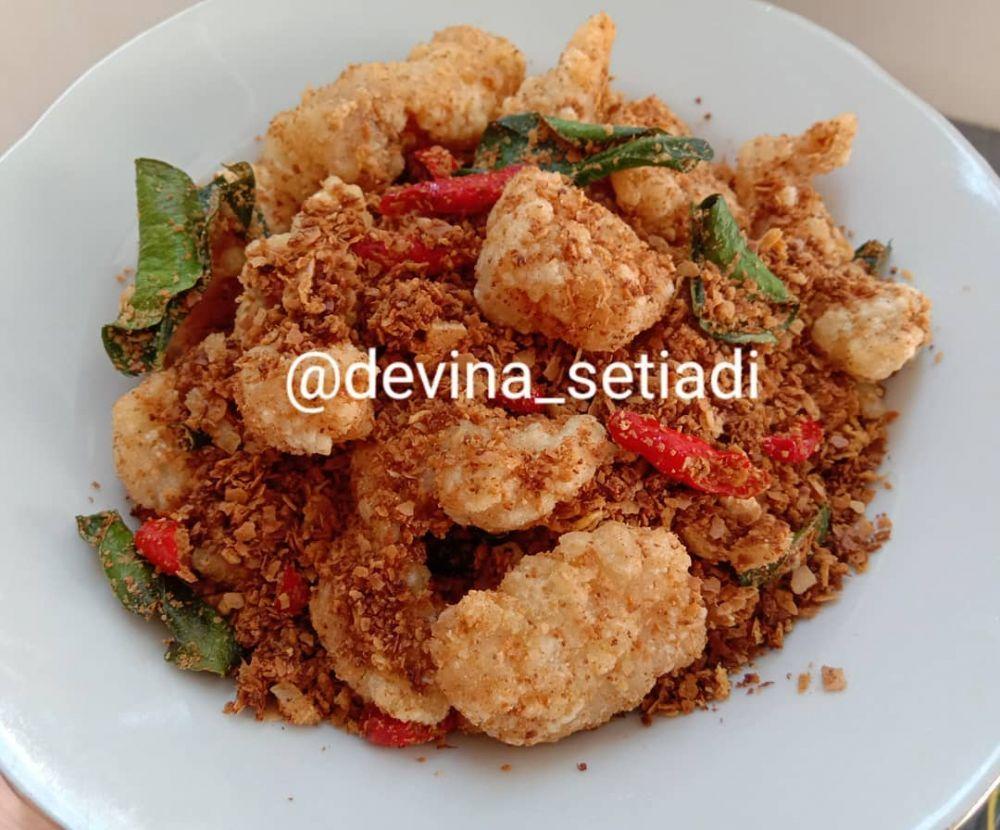 resep makan siang restoran © Instagram