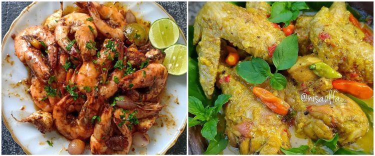 15 Resep menu makan siang ala restoran, enak dan praktis