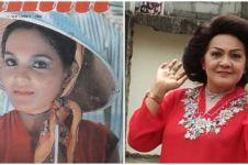 10 Potret transformasi Leily Sagita, tahun 70-an jadi model catwalk