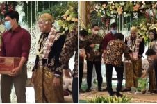 Aksi warganet sumbang sembako di resepsi pernikahan ini kocak abis
