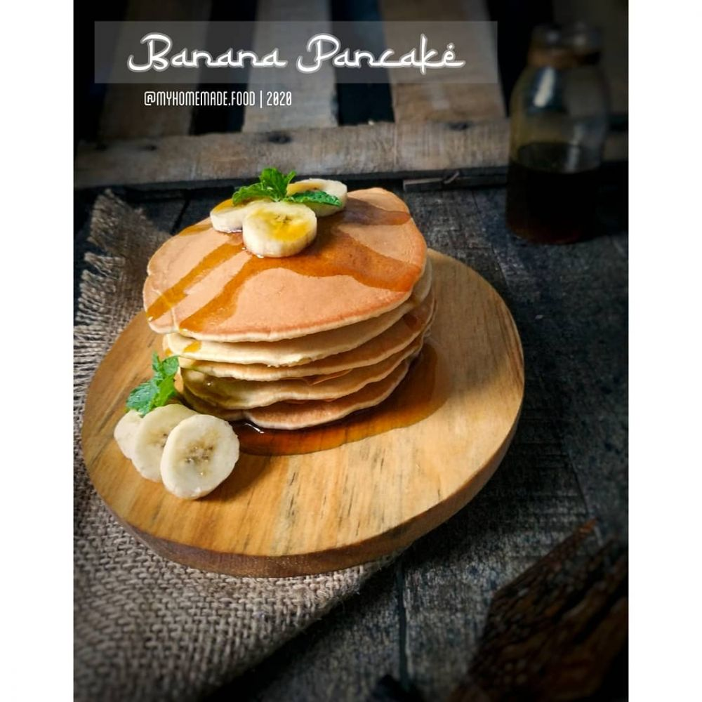 resep olahan pisang ambon Instagram/ Cookpad © 2021 brilio.net