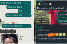 10 Balasan chat lucu gombalan ke pacar ini endingnya failed abis
