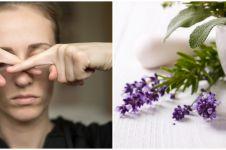 5 Cara mengatasi anosmia, gejala umum Covid-19