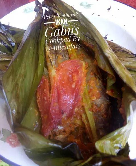 makanan dengan bumbu tempoyak © 2021 brilio.net