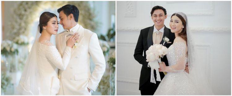 7 Potret kejutan kado pernikahan Felicya Angelista & Hito, mewah abis