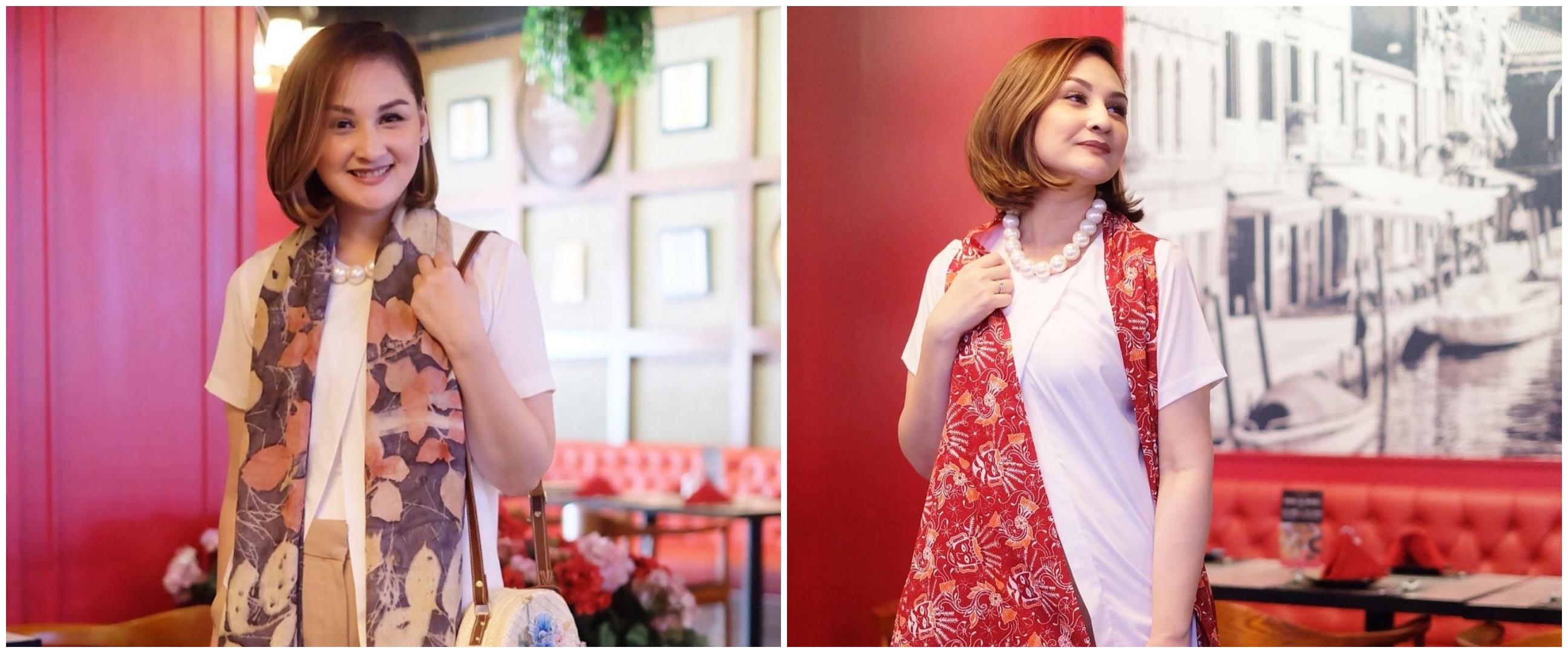 7 Potret jadul Mona Ratuliu saat remaja, pose dan dandannya khas