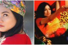 8 Pesona lawas Titi Kamal bintangi video klip, gaya rambut konsisten