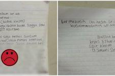 Bocah SD ungkap keresahan ke Bupati Klaten lewat surat, bikin haru