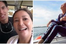 10 Momen Maia Estianty di Pulau Seribu, goda Mey Chan dan Richard Kyle