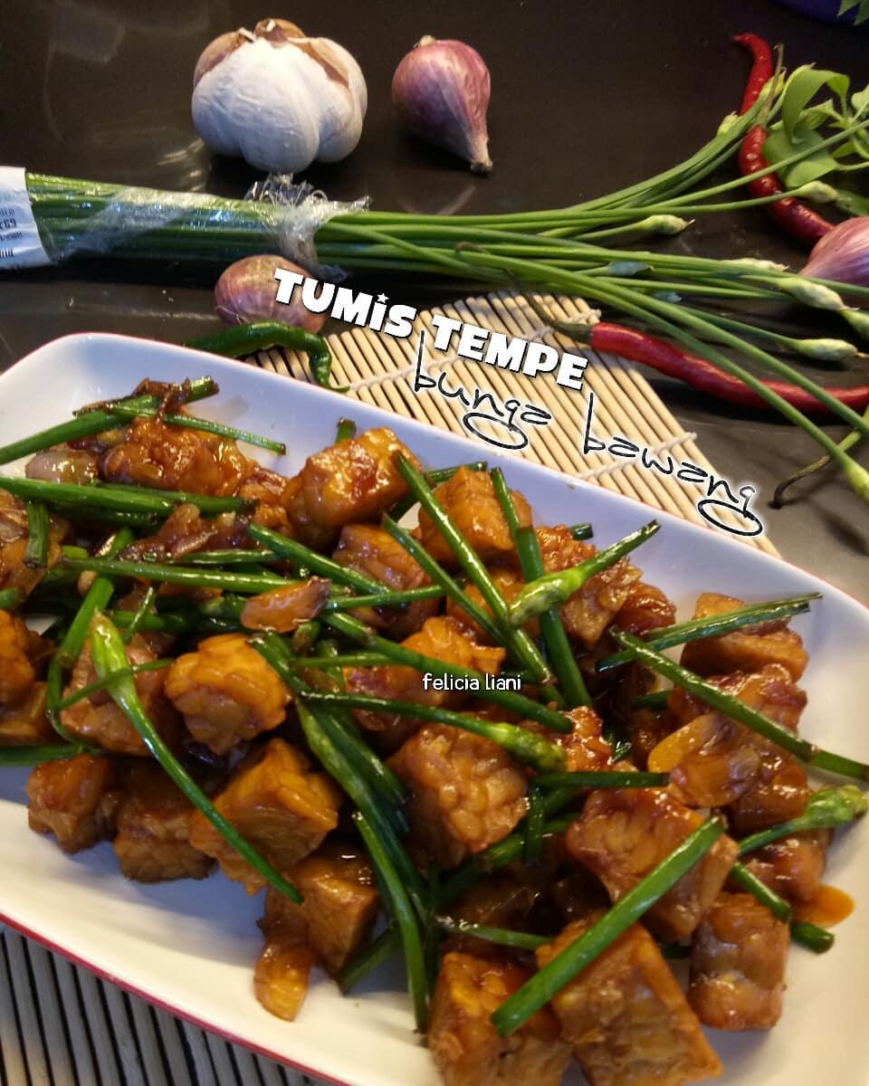 Resep masakan tempe paling praktis dan murah Instagram