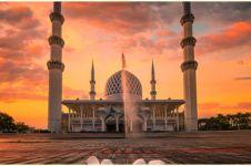 40 Caption tentang keindahan masjid, penuh makna dan menyejukkan