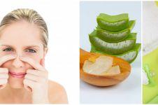 Cara membuat masker lidah buaya & baby oil, bisa hilangkan komedo