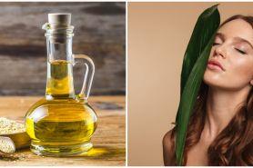 7 Manfaat minyak wijen untuk rambut, atasi rontok sampai ketombe