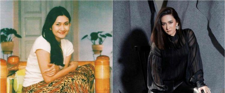 10 Potret lawas Nafa Urbach saat awal karier, cantiknya tak memudar