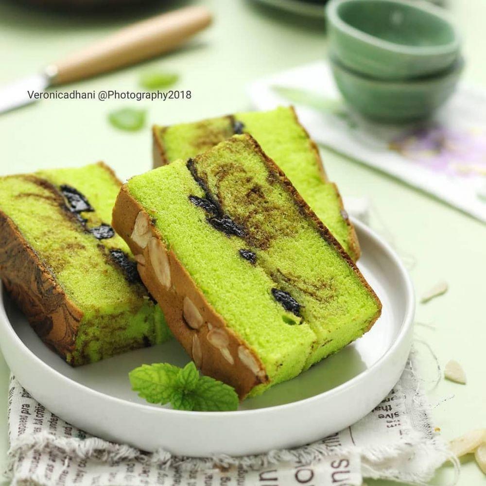 Resep kue rasa pandan © 2021 brilio.net