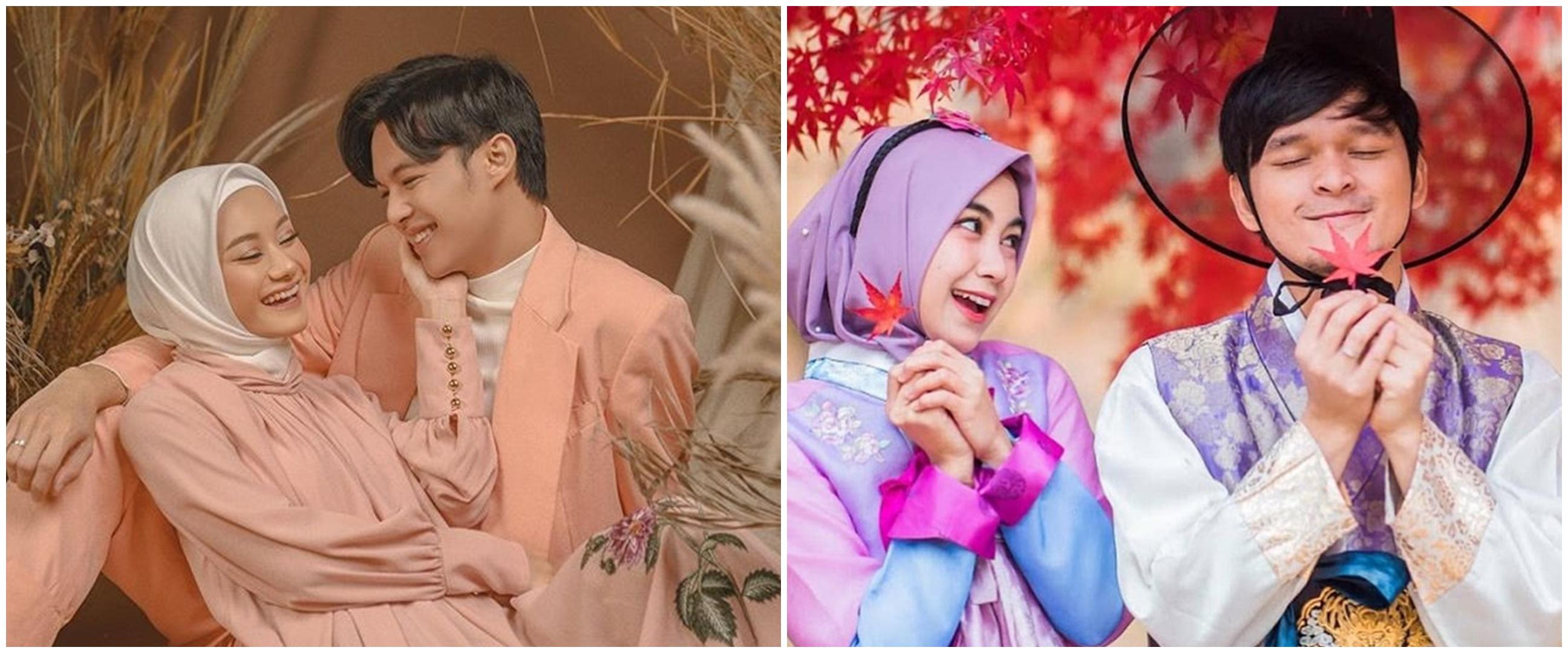 Post wedding 8 pasangan seleb yang menikah lewat taaruf, romantis