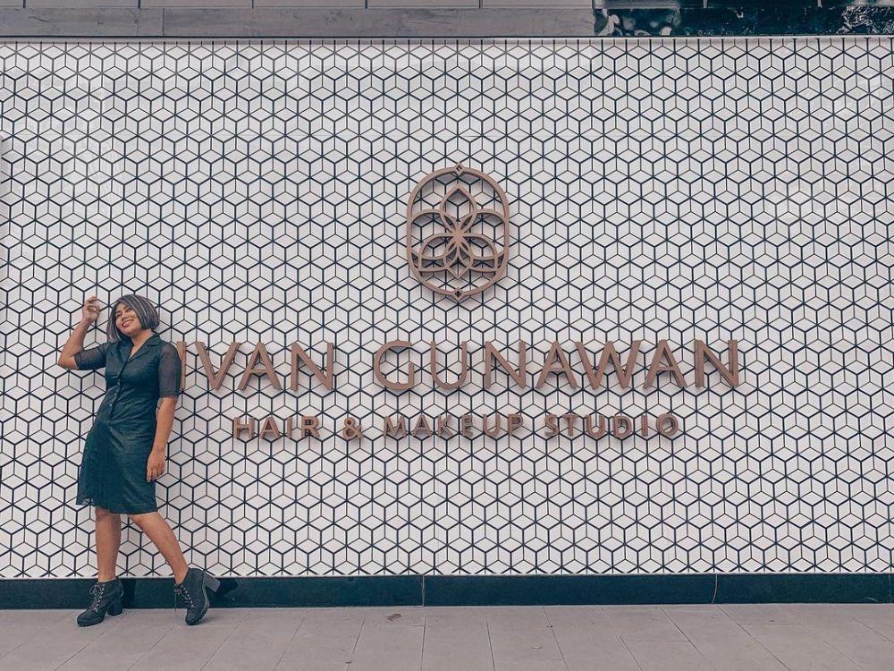Ivan Gunawan make over Evi Masamba © Instagram