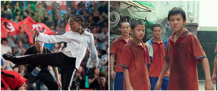 Potret dulu dan kini 5 artis cilik di film Karate Kid, bikin pangling