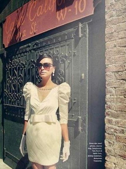 Sophia Latjuba jadi model di Los Angeles Instagram © 2021 brilio.net