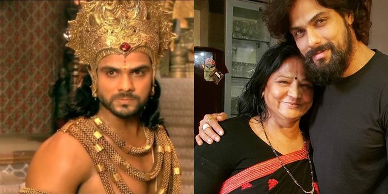 dulu kini aktor kolosal India ©Instagram