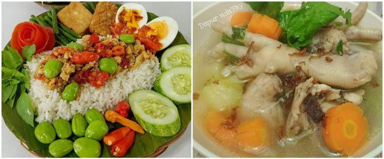 15 Resep menu makan siang untuk dijual, enak dan laris manis