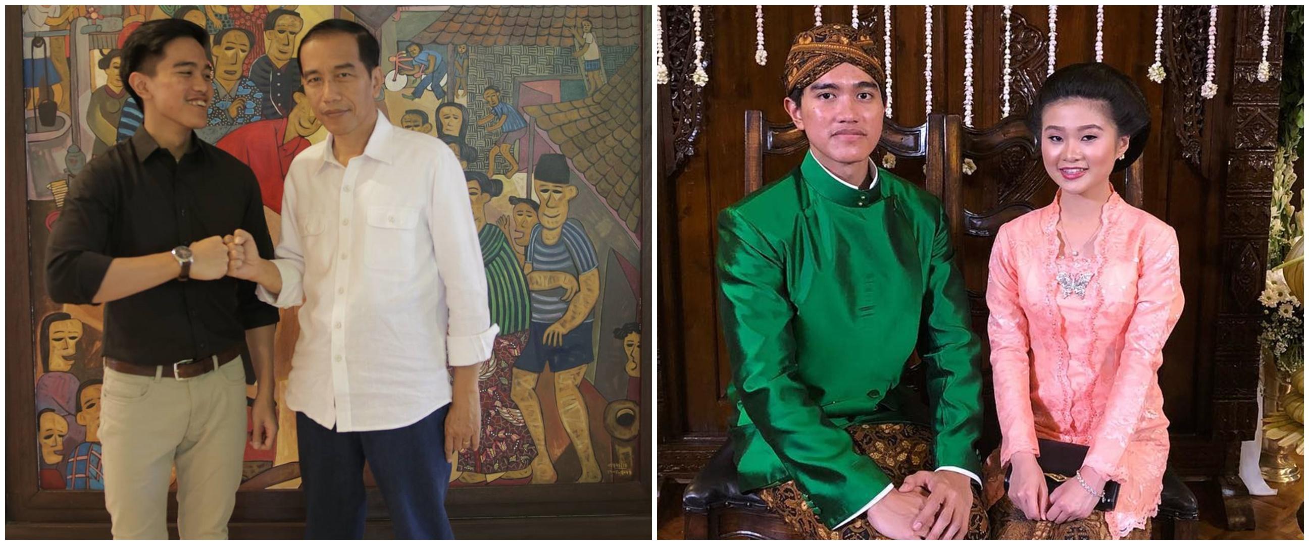 Potret pertemuan keluarga Jokowi dan Felicia ini jadi sorotan