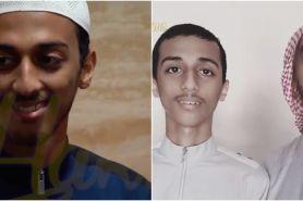 7 Potret Al Hasan anak Syekh Ali Jaber, ingin teruskan cita-cita ayah