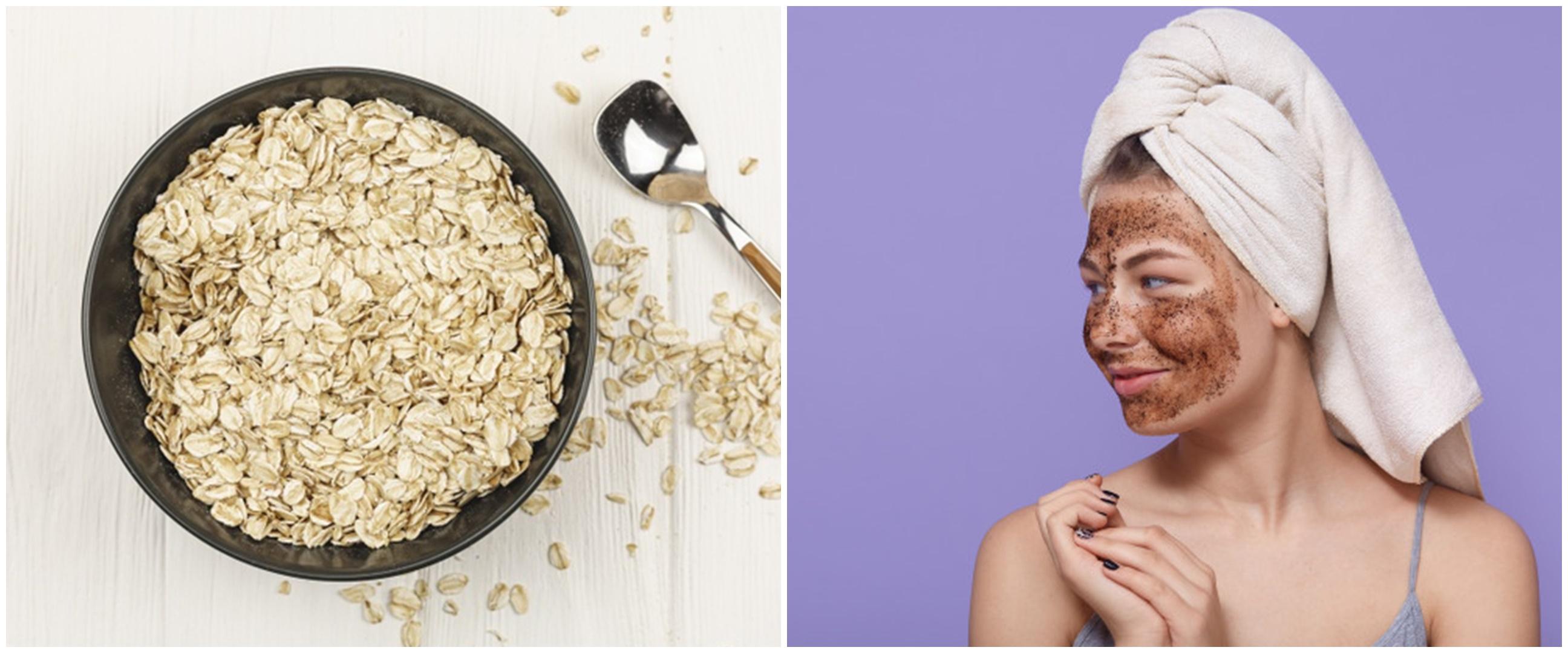 Cara membuat masker oatmeal dan kopi, bikin wajah glowing