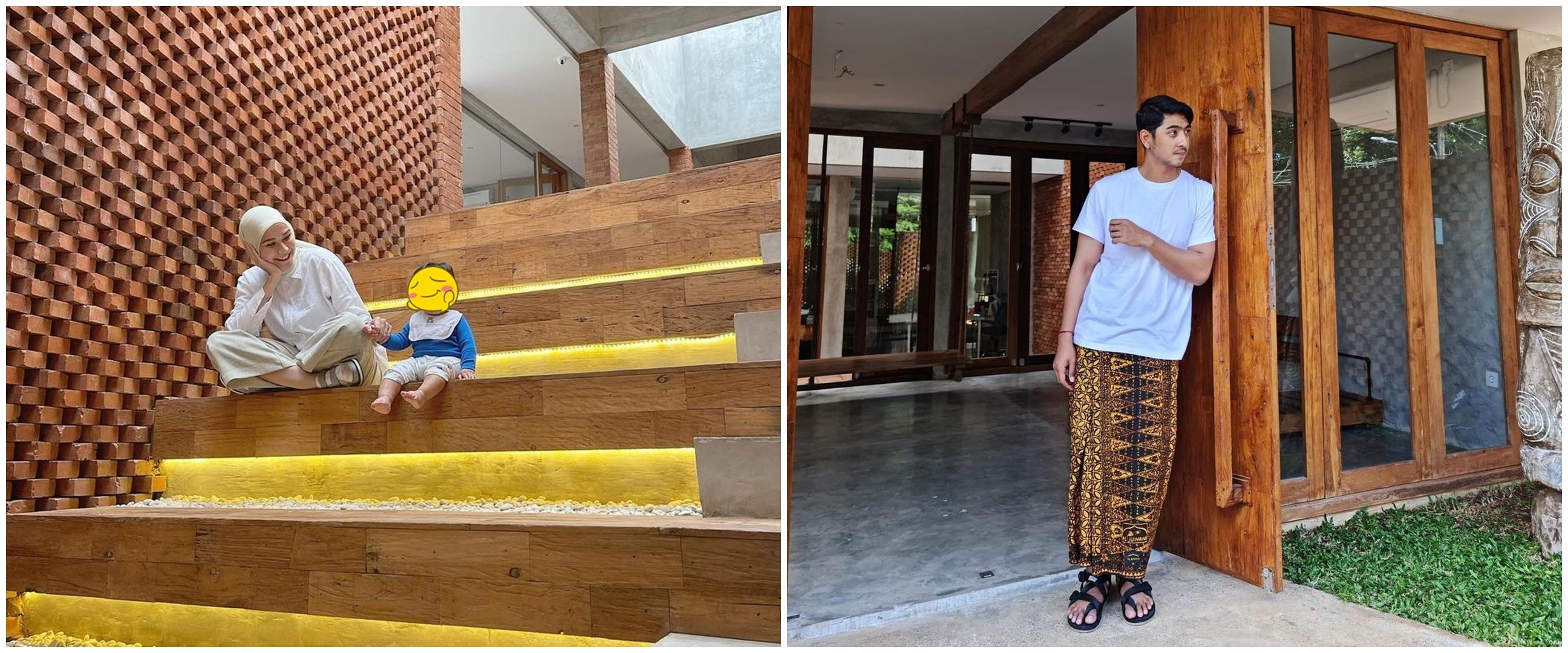 10 Potret kantor baru Zaskia Adya Mecca, bikin betah kerja