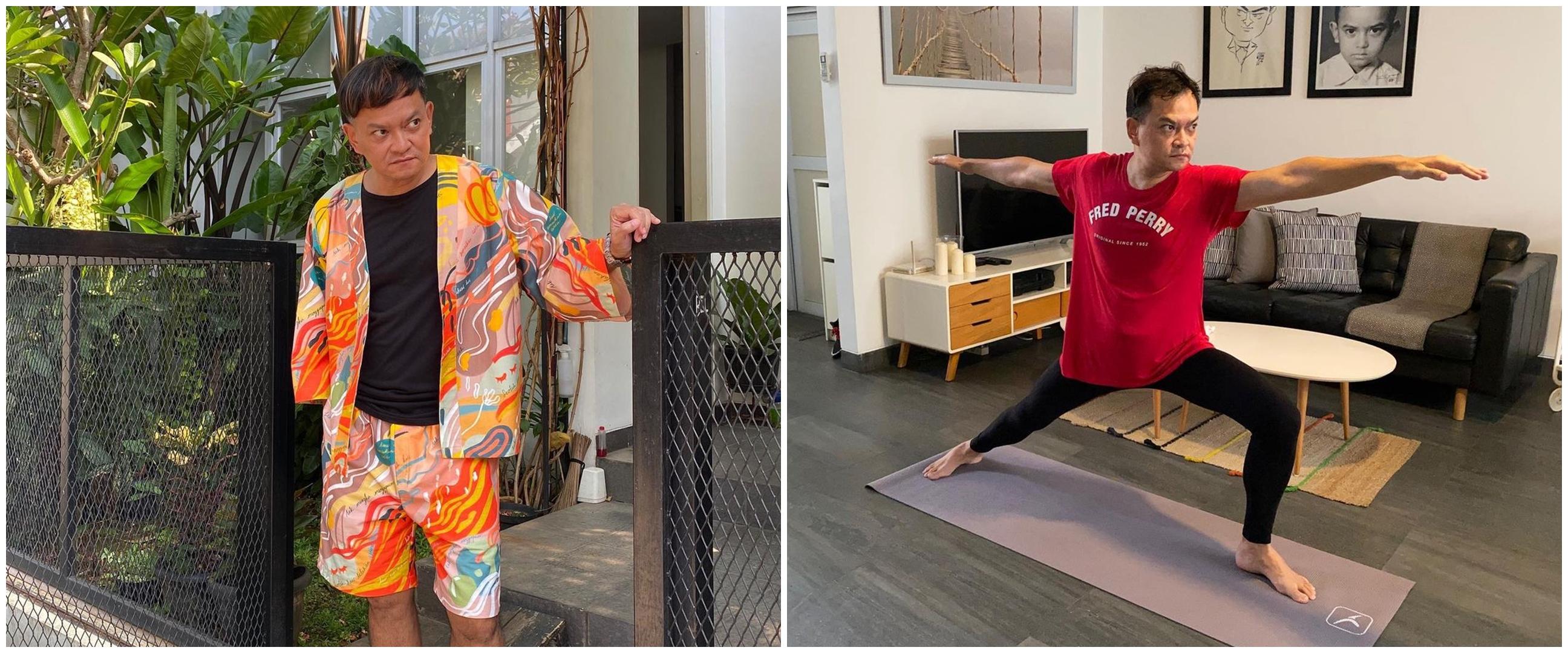 10 Potret rumah Hedi Yunus, desain tangganya curi perhatian