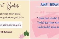 40 Kata-kata bijak Islami tentang hari Jumat, penuh berkah