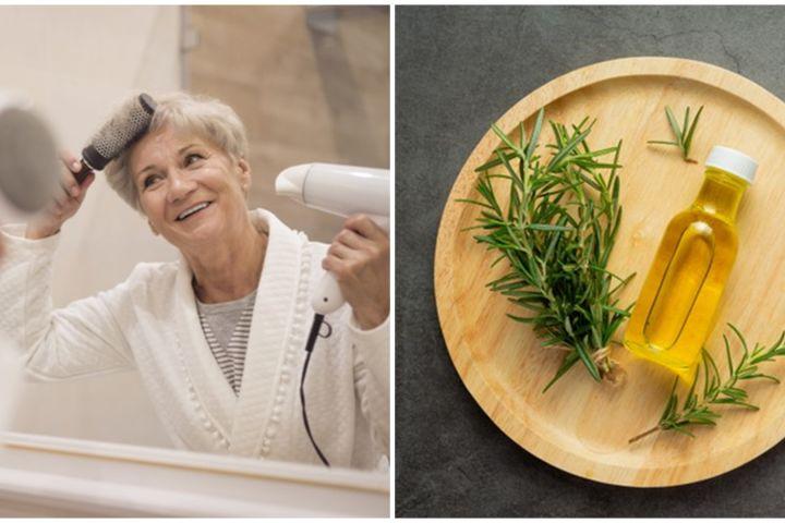 8 Cara merawat rambut dengan minyak wijen, bantu cegah uban