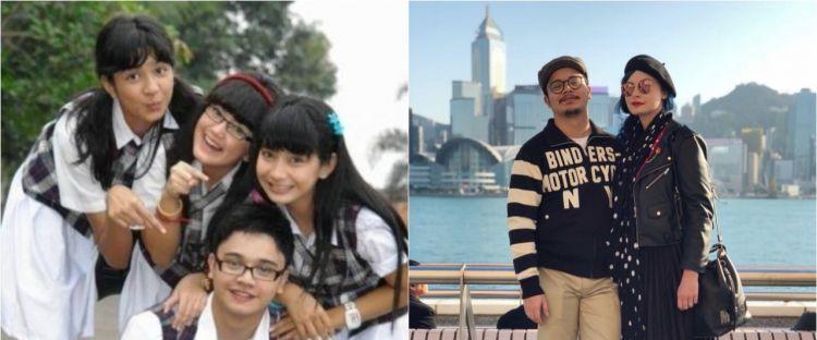 Potret terbaru 5 pemain serial Kepompong bersama pasangan, bikin baper