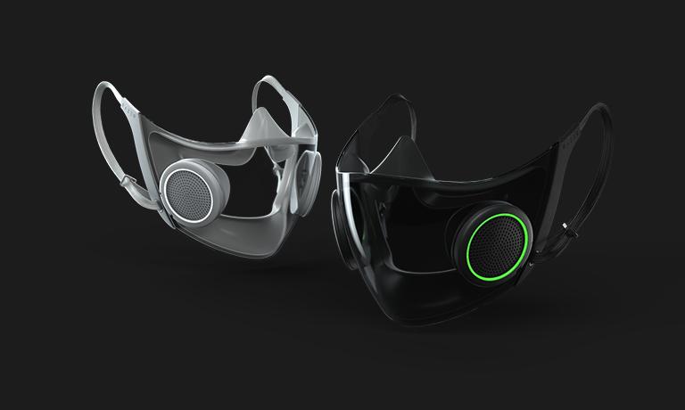 Masker dengan teknologi canggih © 2021 brilio.net