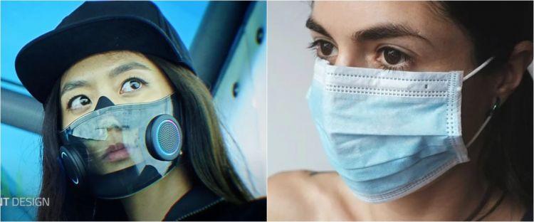 Perusahaan ini bikin masker dengan teknologi canggih, ini 6 faktanya