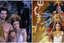 Beda gaya 7 pemain Mahakali di serial dan keseharian, bikin pangling