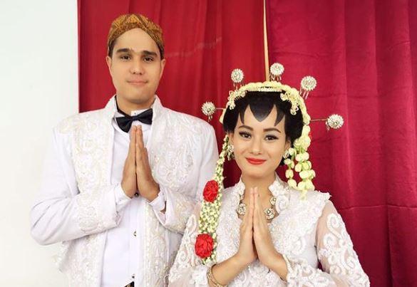 pernikahan sinetron adat Jawa © 2021 brilio.net