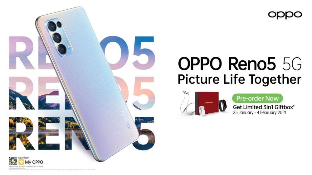 Oppo Reno5 5G Oppo