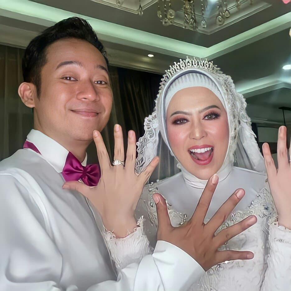 seleb dandan jadi pengantin © 2021 brilio.net