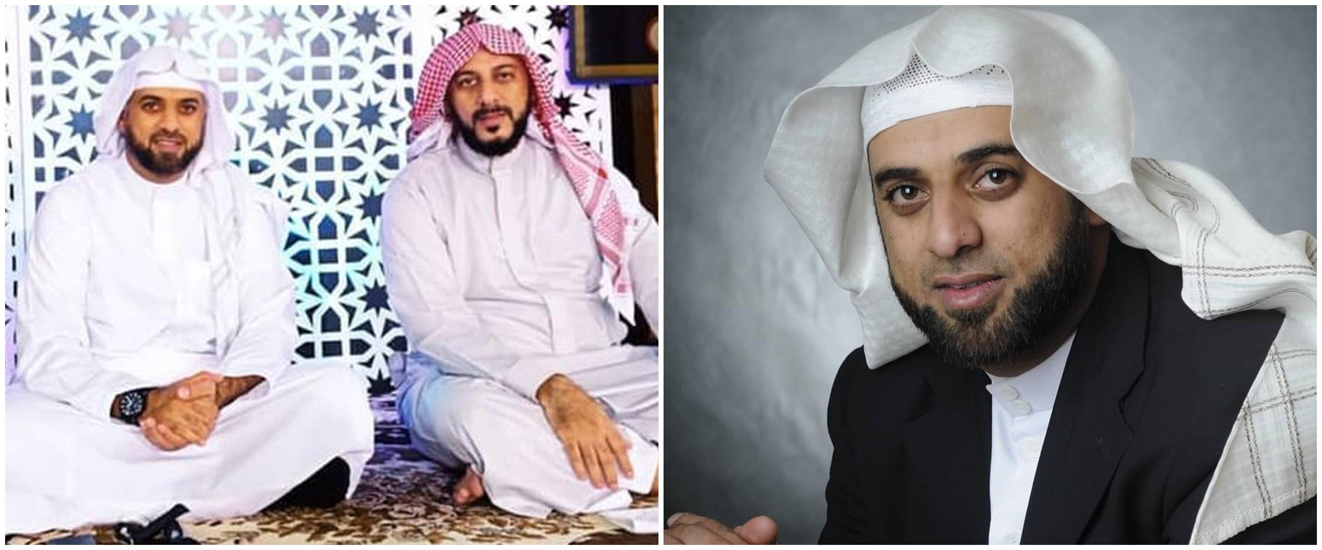 8 Potret Syekh Muhammad Jaber adik Syekh Ali Jaber, lanjutkan dakwah