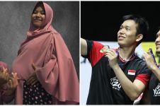 Fans berat, pria ini beri nama anaknya Mohammad Ahsan Hendra Setiawan