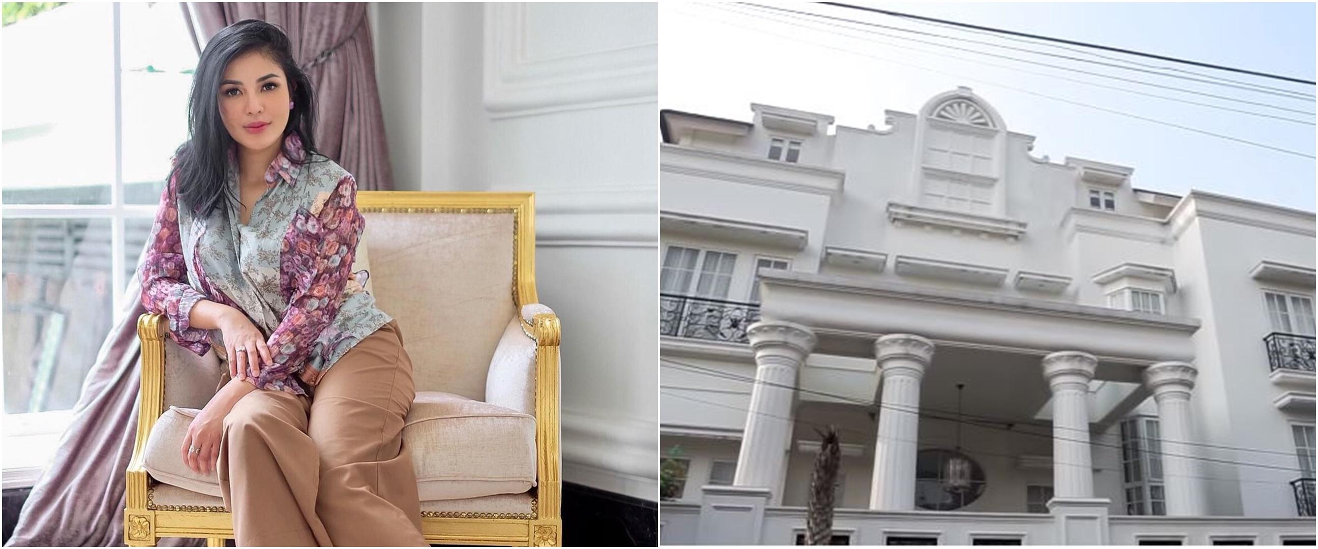 10 Potret rumah mewah Nindy Ayunda, ada ruang salon pribadi