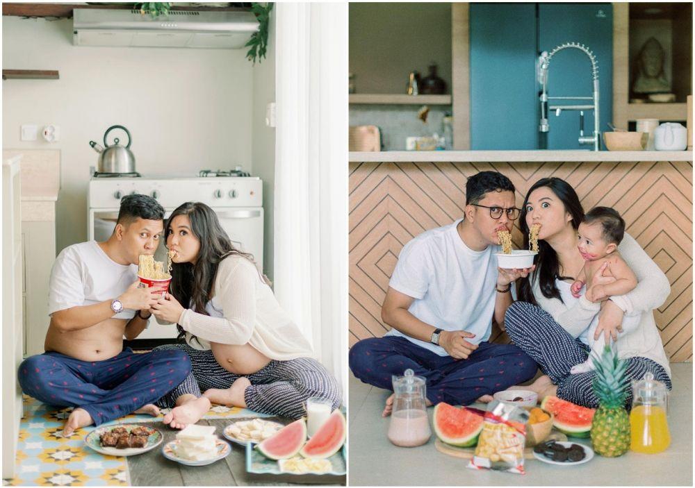 Arief Muhammad & Tiara Pangestika liburan ke Bali © 2021 brilio.net