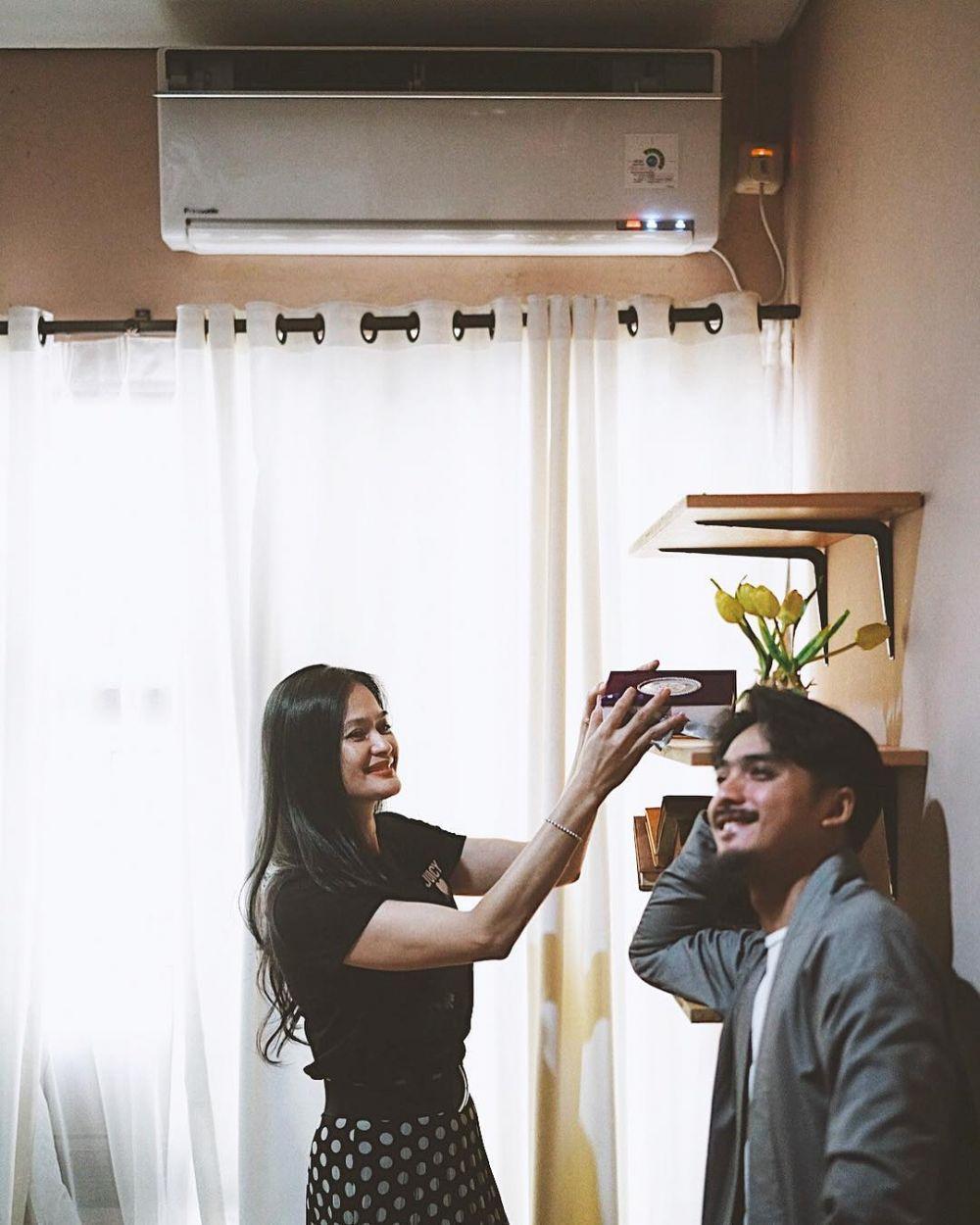 kebersamaan donna dan ricky harun © Instagram