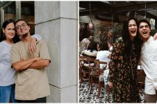 10 Potret kompak Donna Harun & Ricky Harun, disebut bak kakak adik