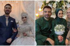 Gaya 8 jebolan D'Academy dan LIDA di pernikahan Reza & Valda, memesona