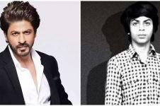 12 Potret lawas Shah Rukh Khan saat sekolah, tampil berkumis di SMA